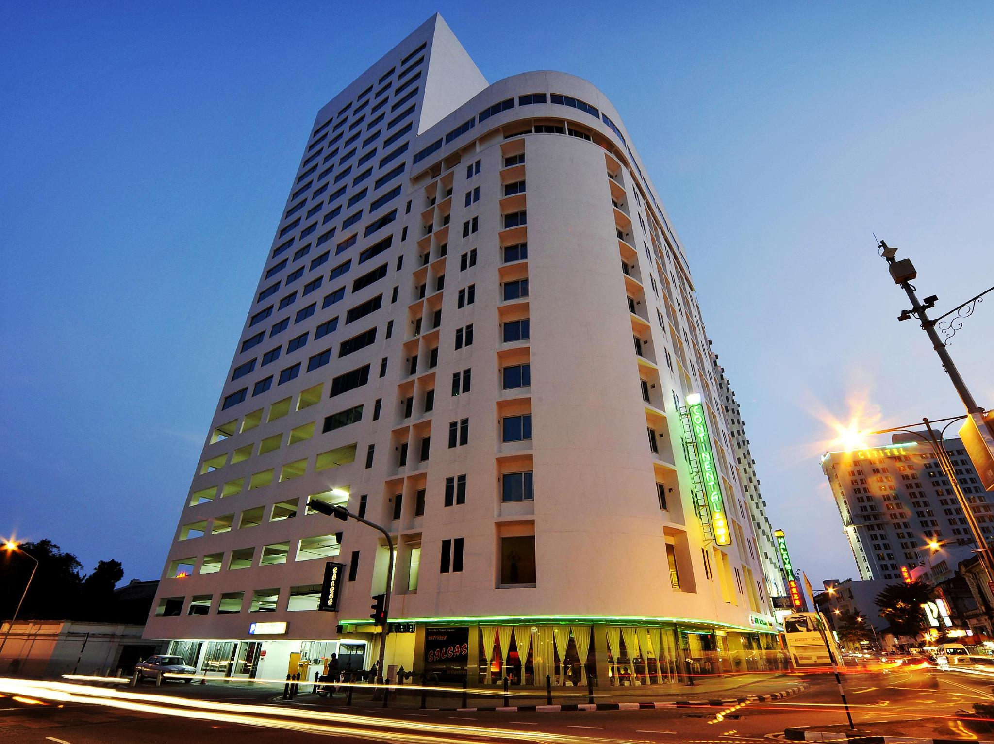 Hotel Continental Penang - Hotels and Accommodation in Malaysia, Asia
