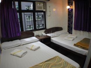 Singapore Hostel Hong Kong - Family Double