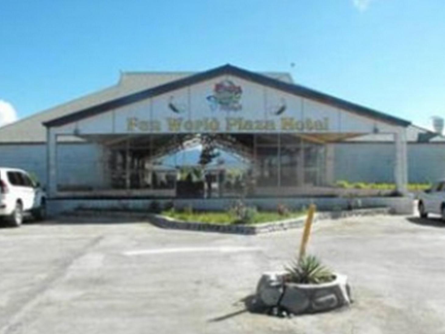 Fun World Plaza Hotel Fiji - Hotell och Boende i Fiji i Stilla havet och Australien