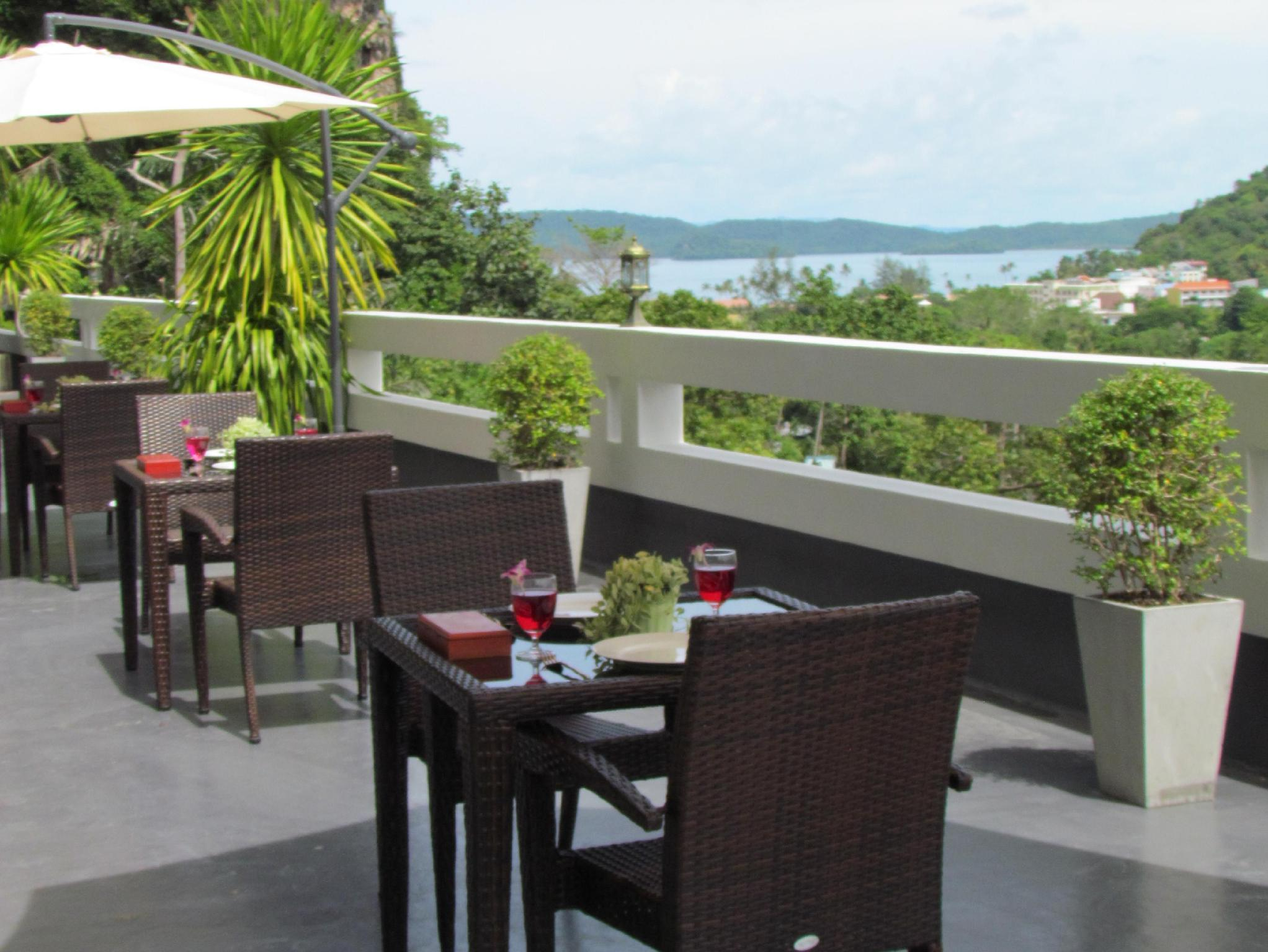 Ao Nang Mountain View Hotel - Hotell och Boende i Thailand i Asien