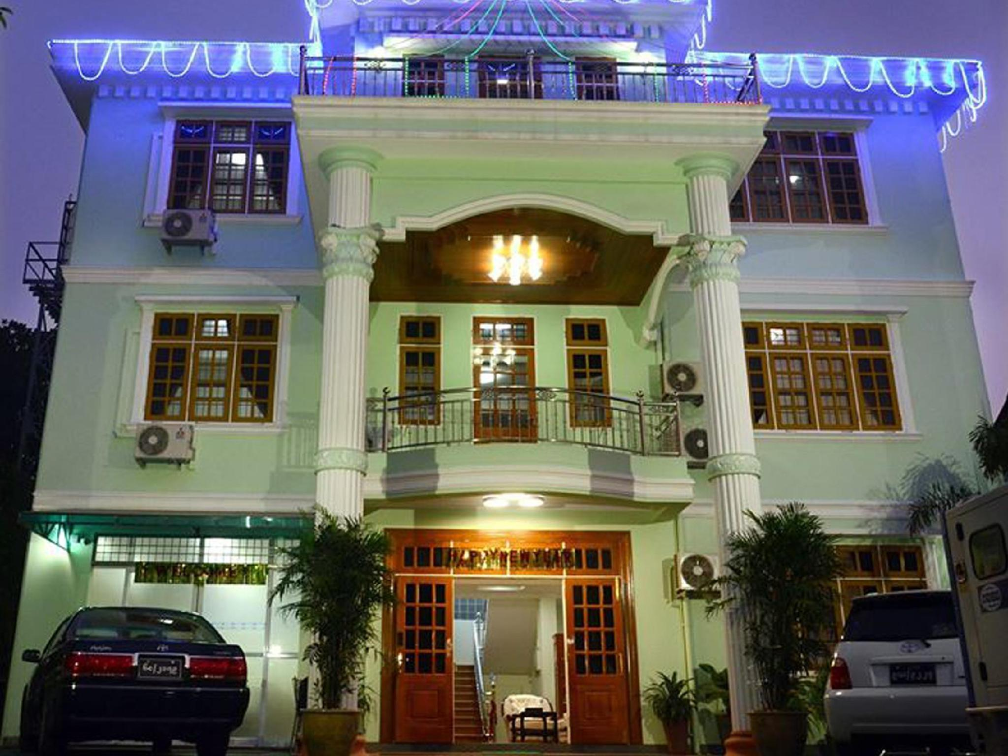 Great Feel Hotel - Hotels and Accommodation in Myanmar, Asia