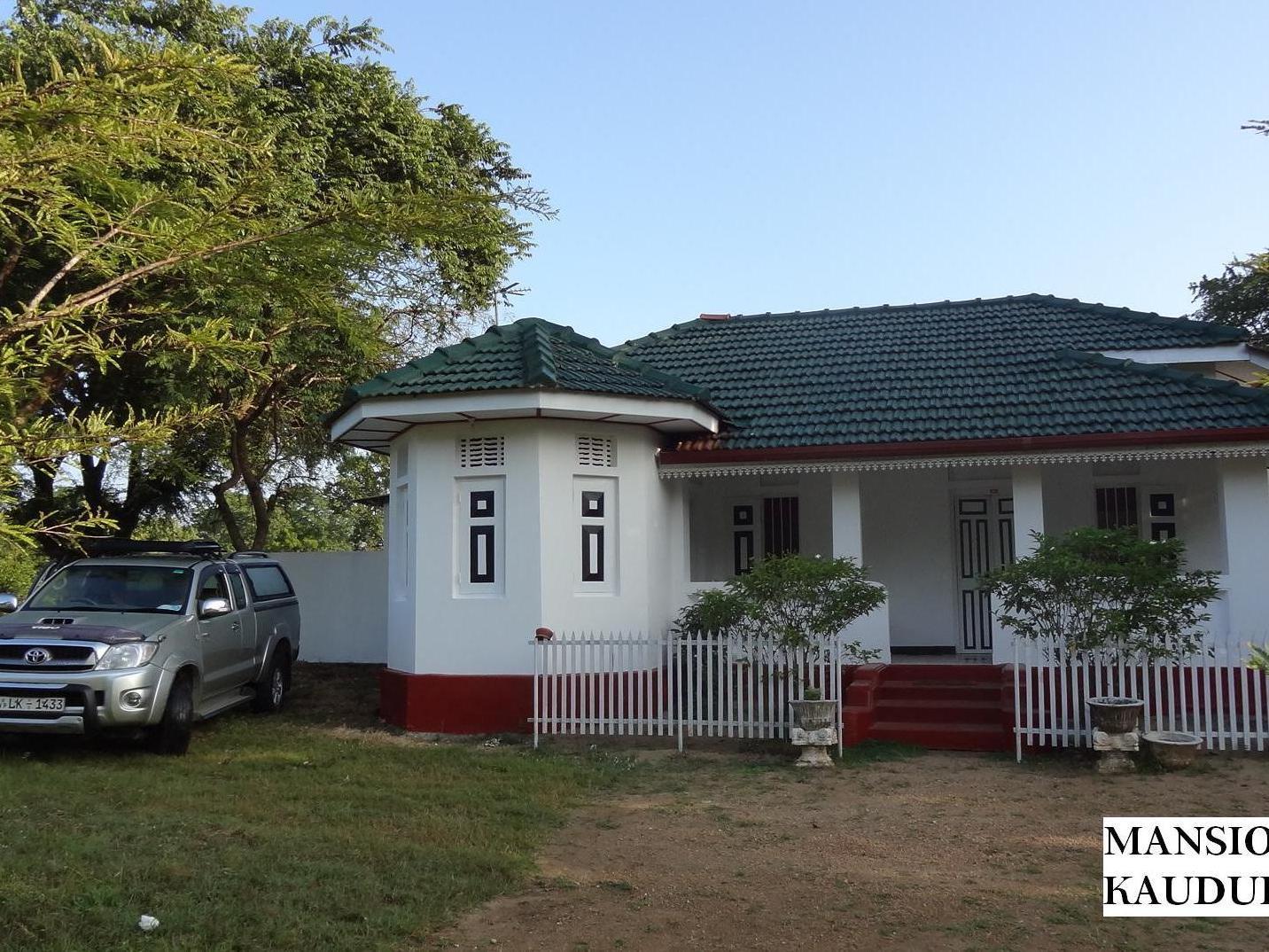 Safari Mansion - Hotels and Accommodation in Sri Lanka, Asia