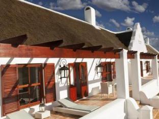 Aaldering Vineyards and Wines Luxury Lodges Stellenbosch - Terrace Area