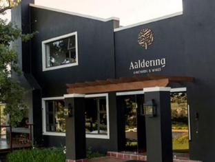 Aaldering Vineyards and Wines Luxury Lodges Stellenbosch - Exterior View of the Guesthouse