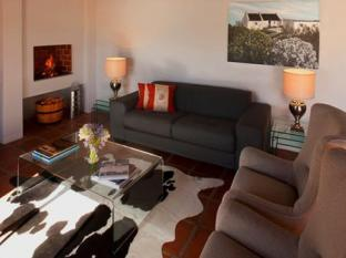 Aaldering Vineyards and Wines Luxury Lodges Stellenbosch - Guest Lounge Area