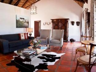 Aaldering Vineyards and Wines Luxury Lodges Stellenbosch - Suite Room