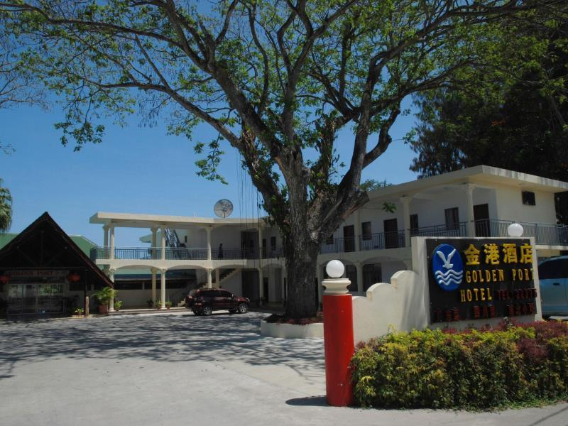 Golden Port Hotel - Hotels and Accommodation in Vanuatu, Pacific Ocean And Australia