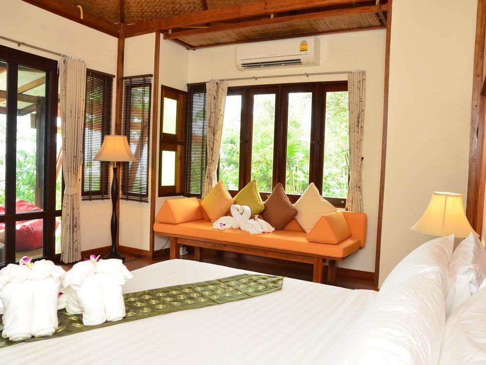 Khaothong Terrace Resort - Hotels and Accommodation in Thailand, Asia