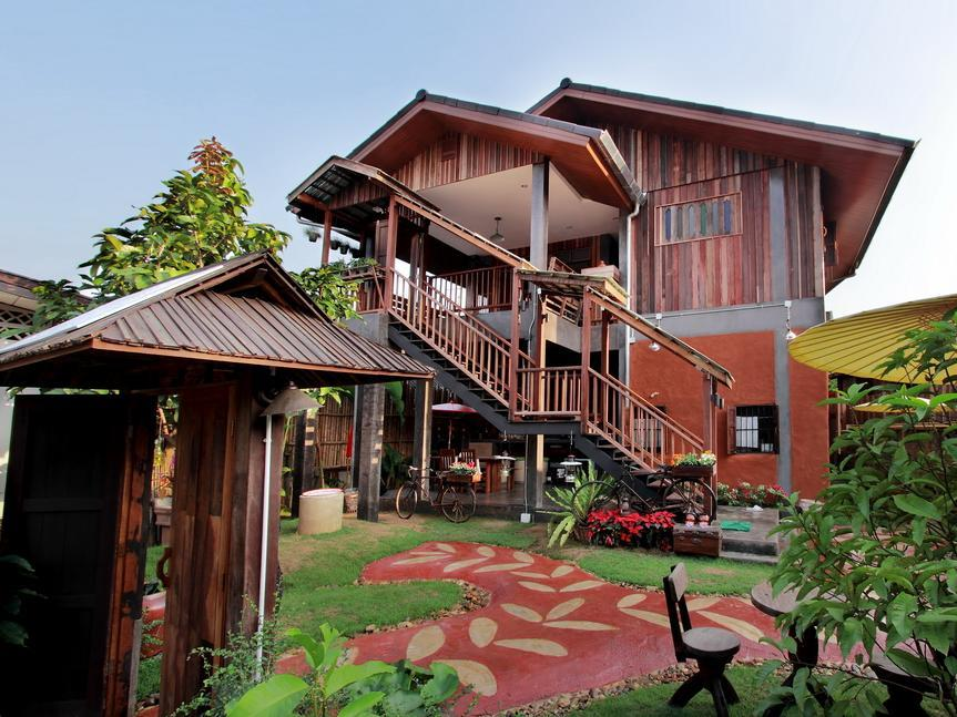 Hueandin Klinmai Boutique Hotel - Hotels and Accommodation in Thailand, Asia