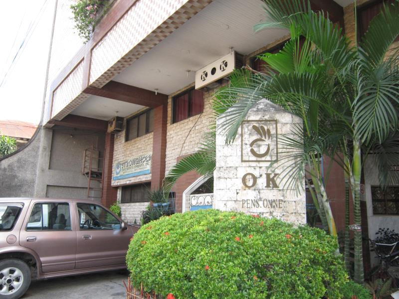 OK Pensionne House - Hotels and Accommodation in Philippines, Asia
