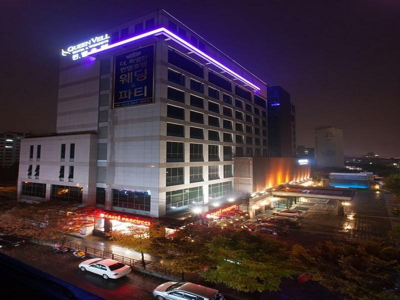 Queen Vell Hotel - Hotels and Accommodation in South Korea, Asia