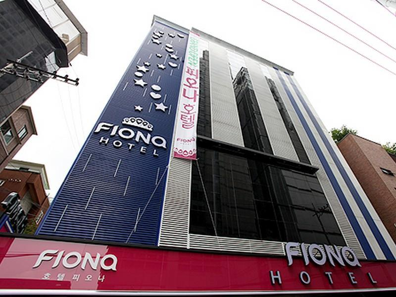 Fiona Hotel - Hotels and Accommodation in South Korea, Asia