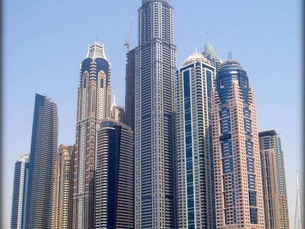 Dubai Marina Holiday Residences Dubai - Ngoại cảnhkhách sạn