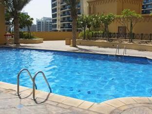 Dubai Marina Holiday Residences Dubai - Bể bơi
