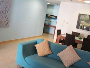Dubai Marina Holiday Residences Dubai - Phòng khách