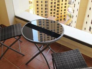 Dubai Marina Holiday Residences Dubai - Ban Công/Sân Thượng