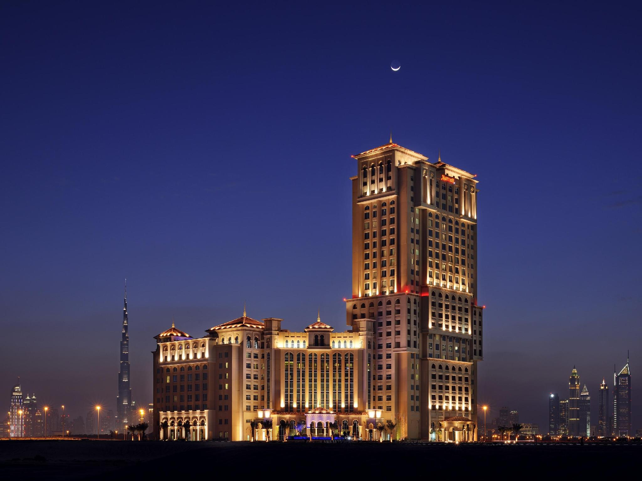 Marriott Executive Apartments Dubai Al Jaddaf - Hotels and Accommodation in United Arab Emirates, Middle East