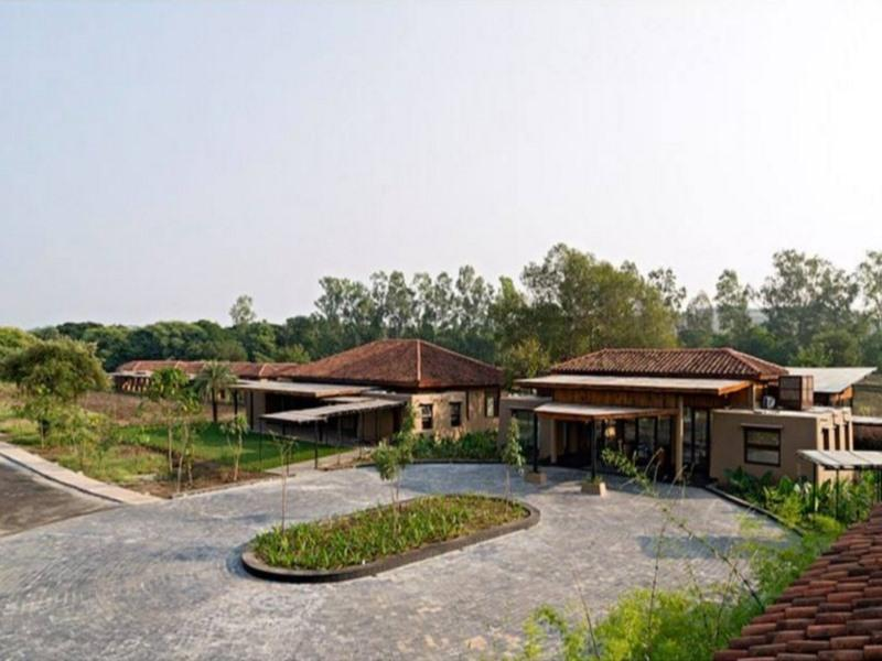 Jehan Numa Retreat Club & Spa - Bhopal