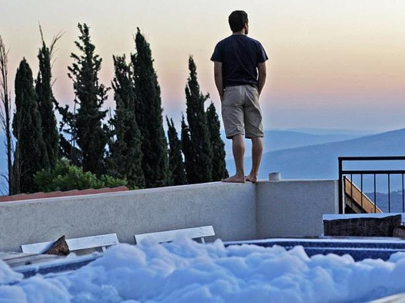 Roof Of The Galilee Hotel - Hotels and Accommodation in Israel, Middle East
