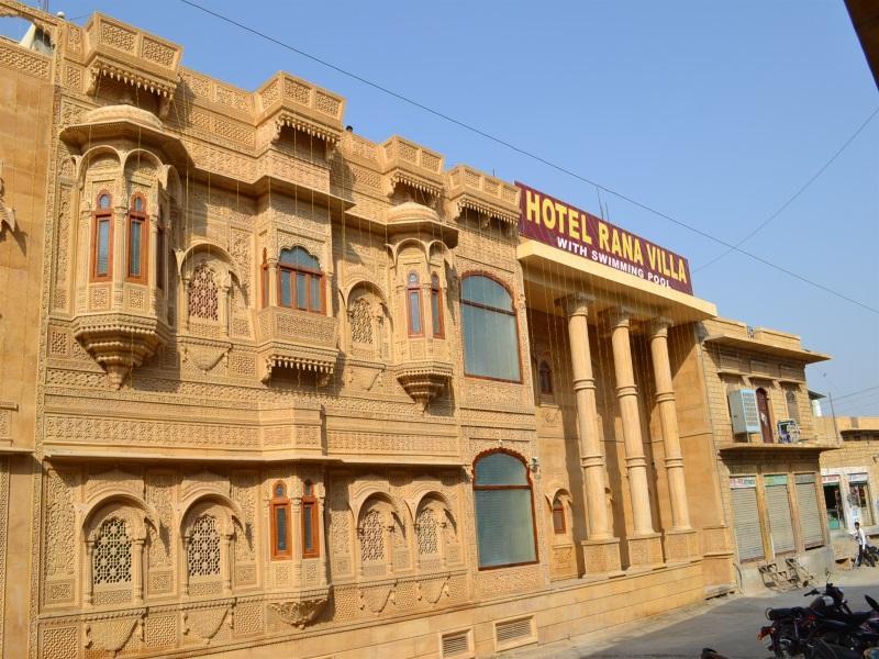 Hotel Rana Villa - Jaisalmer