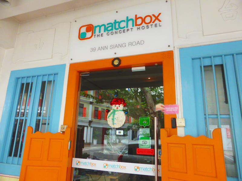 Matchbox The Concept Hostel