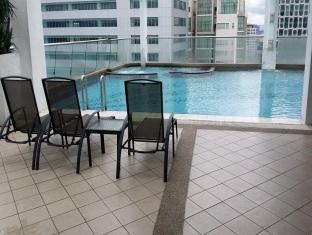 Park View Stay at KLCC Apartments Kuala Lumpur - Swimming Pool KLCC Stay