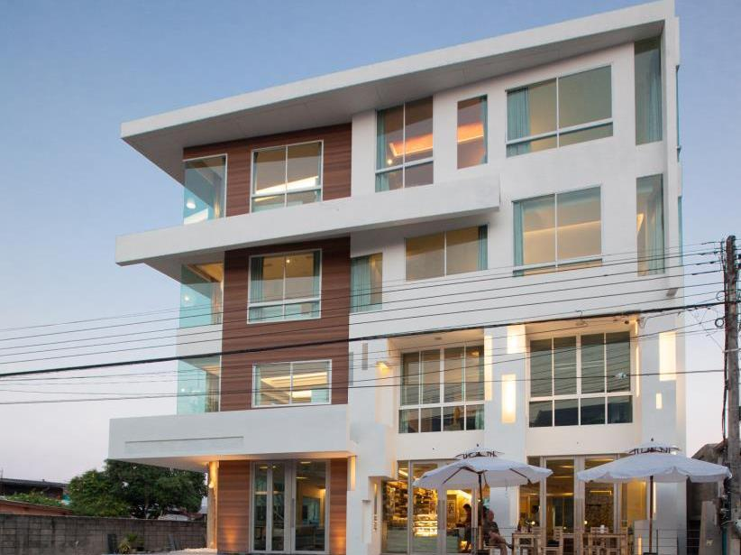 O-Bay Design Hotel Prachuap - Hotell och Boende i Thailand i Asien