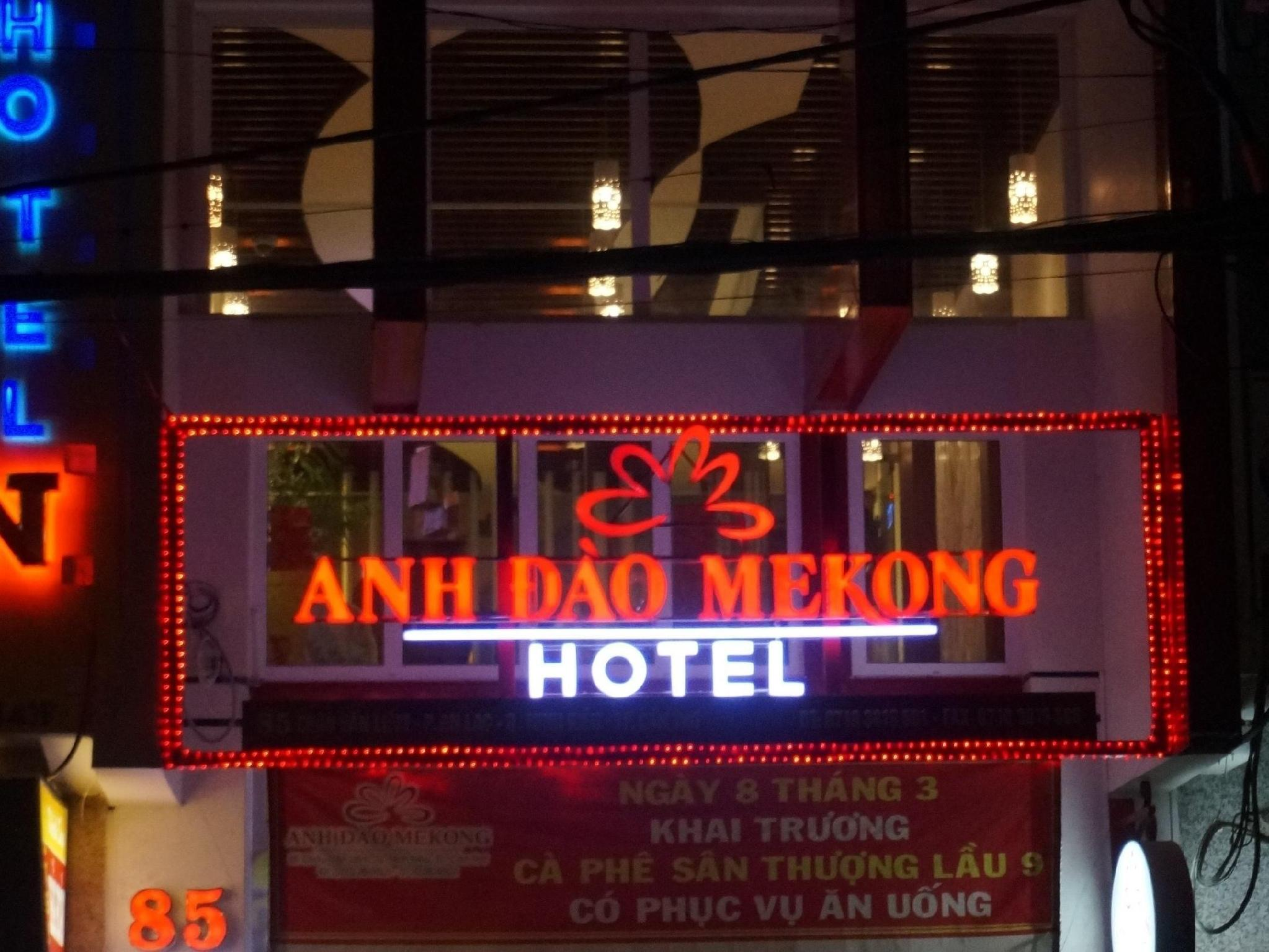 Anh Dao Mekong Hotel - Hotels and Accommodation in Vietnam, Asia