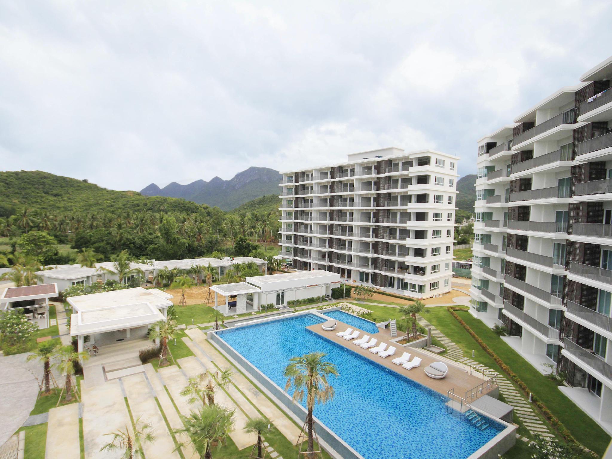 The Sea Condominium Prachuap - Hotell och Boende i Thailand i Asien