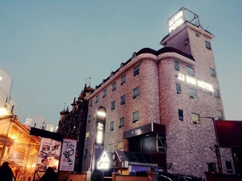 Haeundae JJ Inn - Hotels and Accommodation in South Korea, Asia