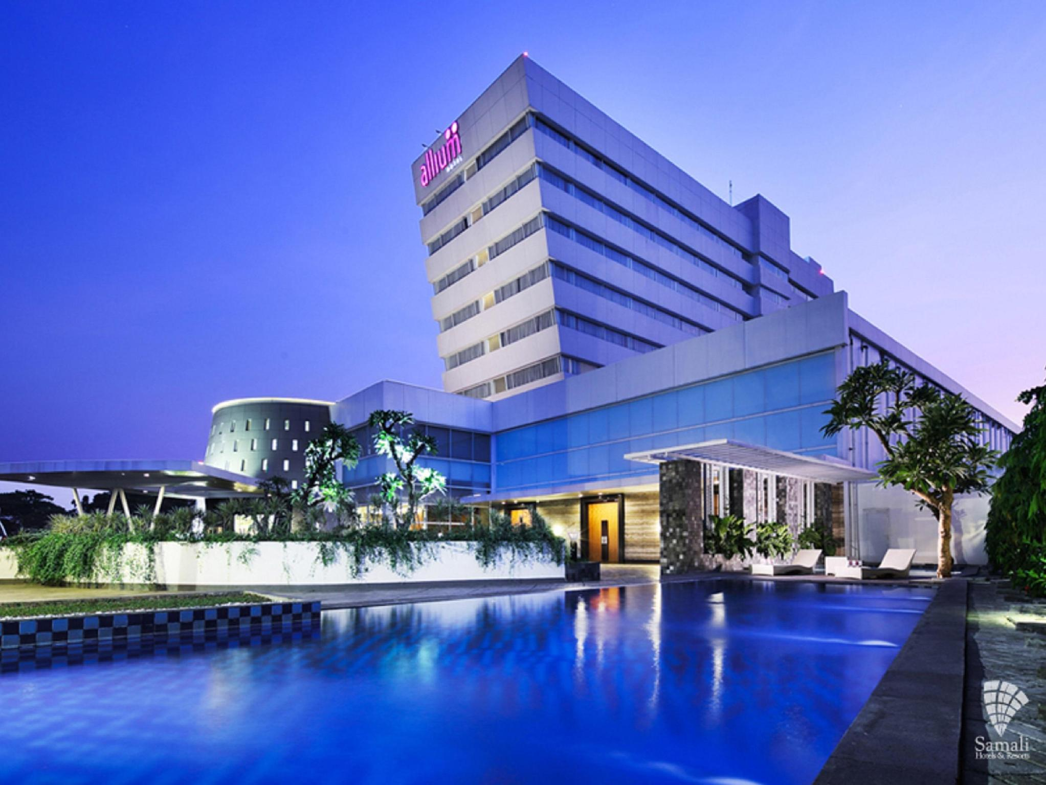 Allium Tangerang Hotel - Hotels and Accommodation in Indonesia, Asia