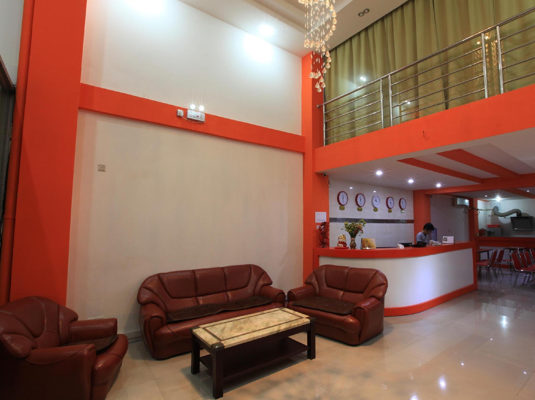 Yangon Regency Hotel - Hotels and Accommodation in Myanmar, Asia