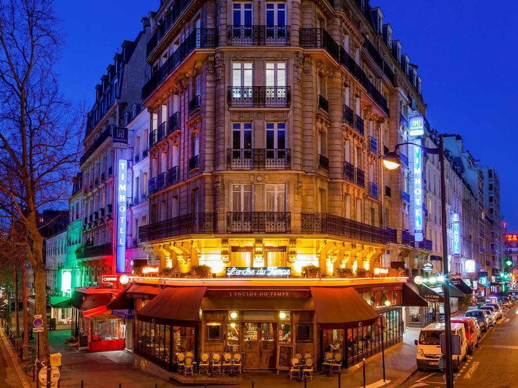 Timhotel Gare Montparnasse - Hotell och Boende i Frankrike i Europa