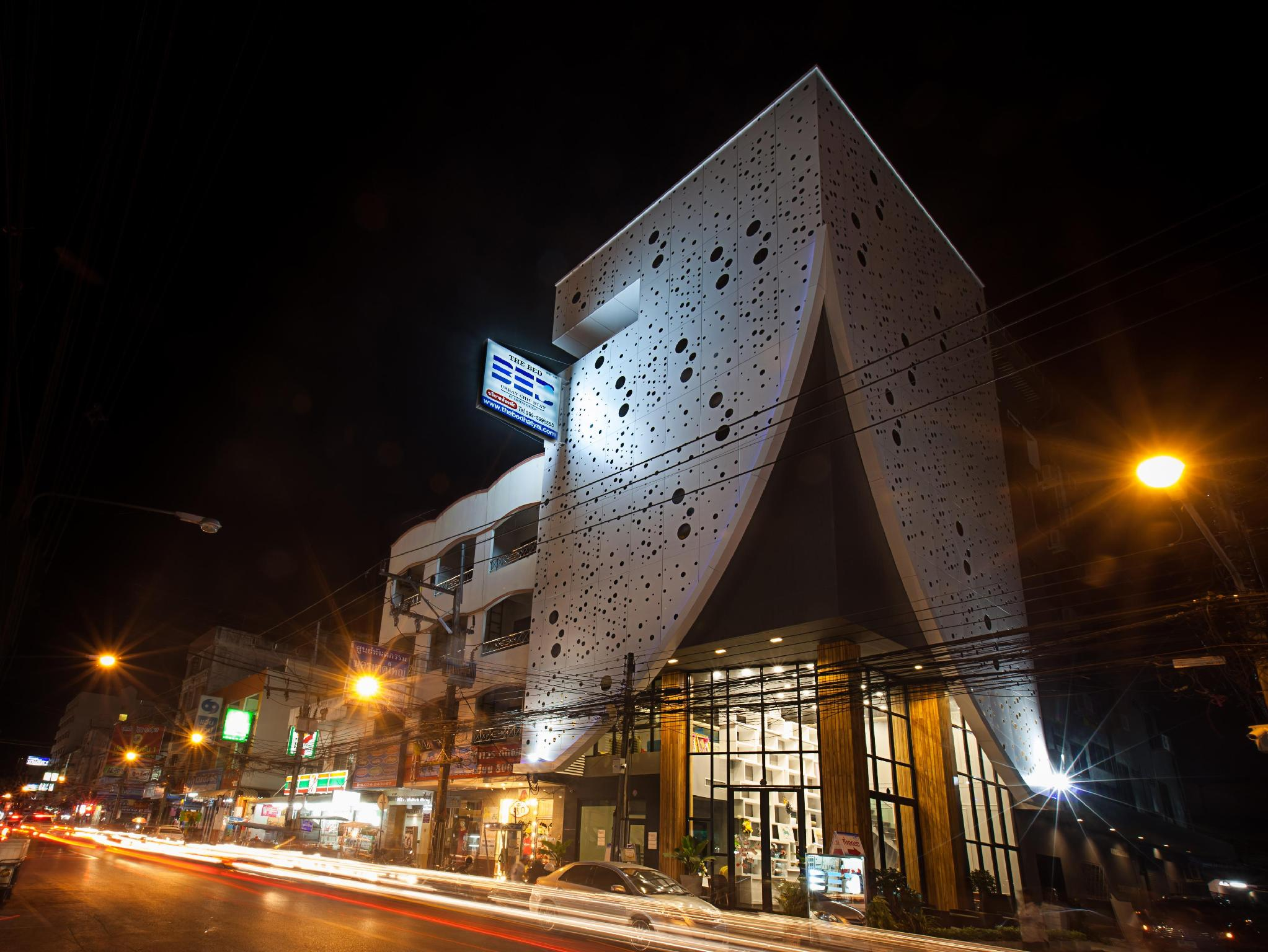 The Bed Hotel Hatyai - Hotels and Accommodation in Thailand, Asia