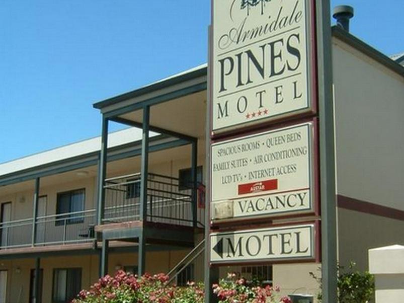 Armidale Pines Motel - Armidale
