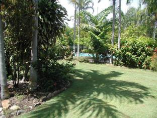 Palm View Holiday Apartments Whitsundays - Garden