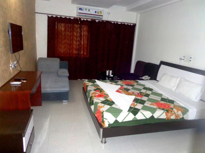 Hotel R K Palace - Bodh Gaya