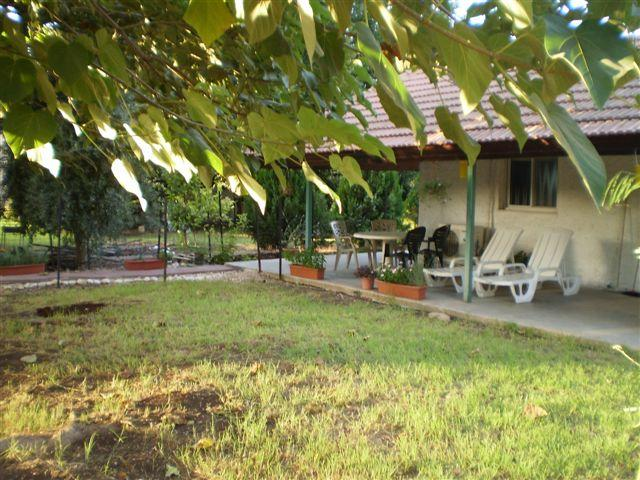 At Our Yard - Vacation Apartments in Upper Galilee - Hotels and Accommodation in Israel, Middle East