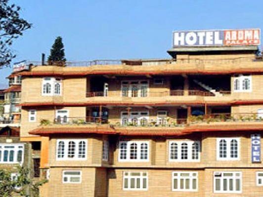 Hotel Aroma Palace - Chamba