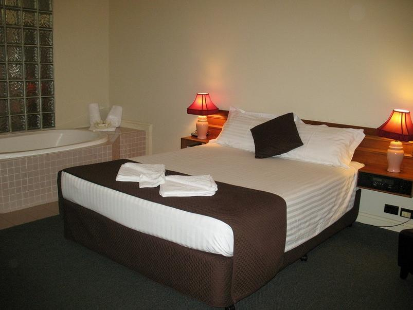 Country Comfort Coffs Harbour - Hotell och Boende i Australien , Coffs Harbour