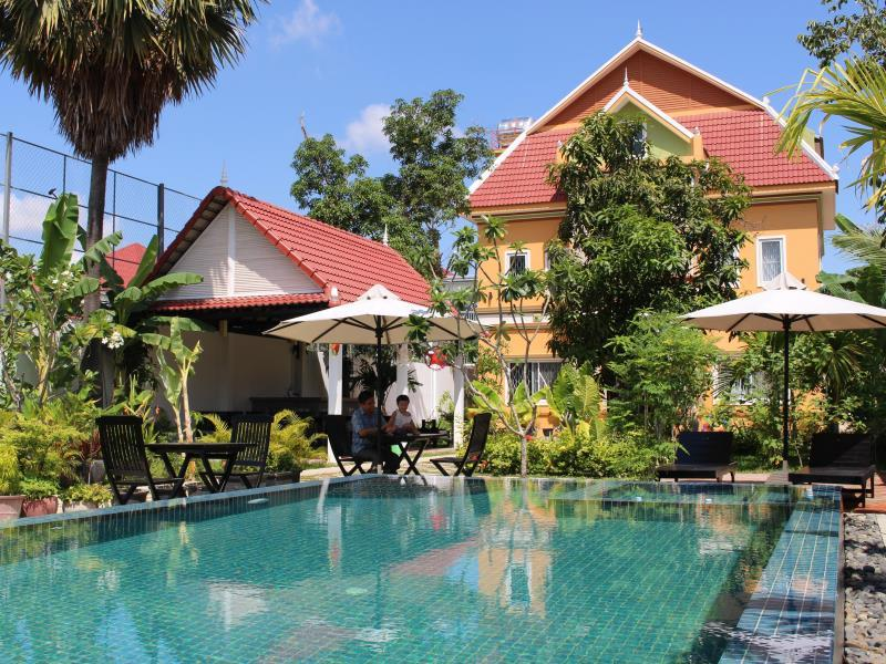 Sakara Boutique Villa - Siem Reap
