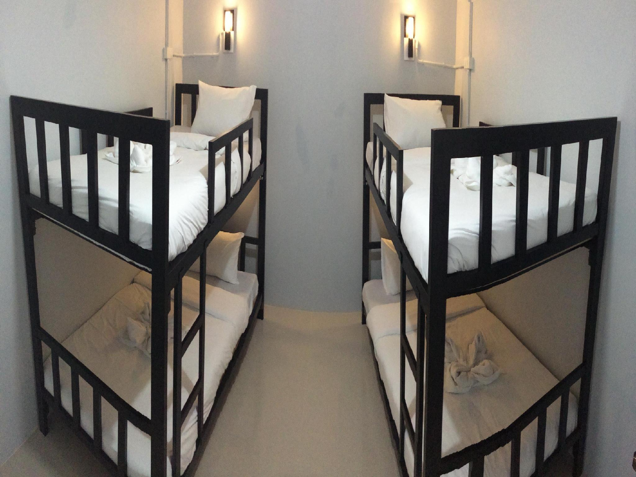 The Metallic Hostel - Hotels and Accommodation in Thailand, Asia