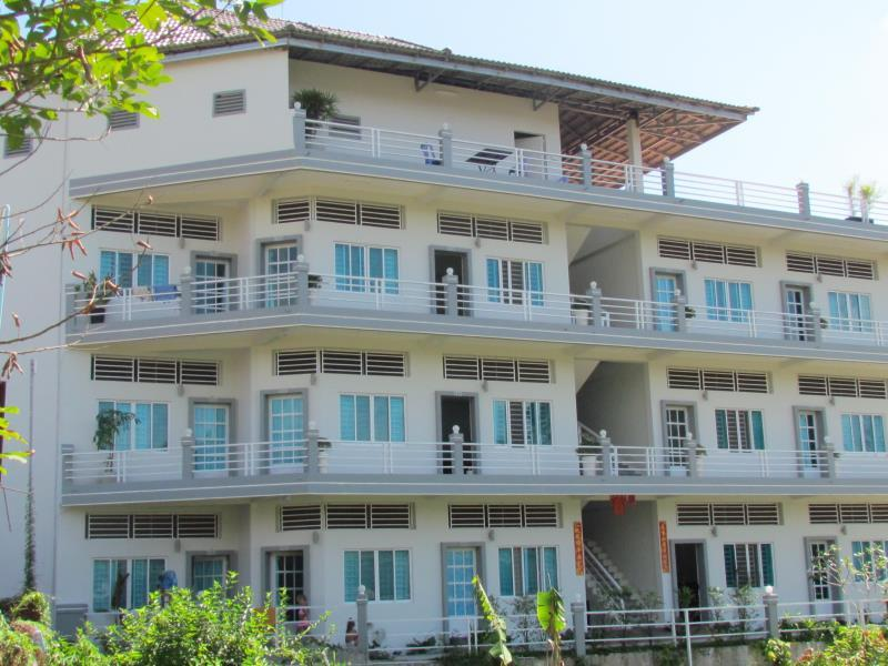 Lotus The Luxury Apartment Sihanoukville