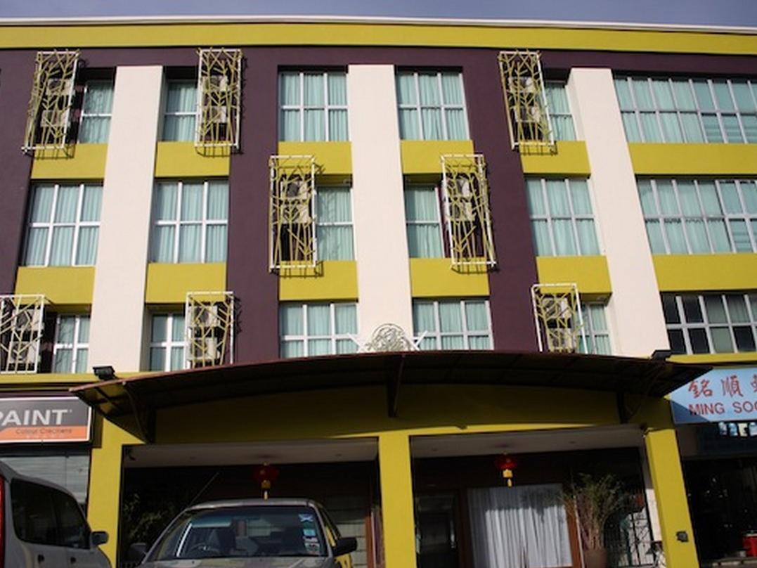 Grand Medallion Hotel Кучинг - Лоби