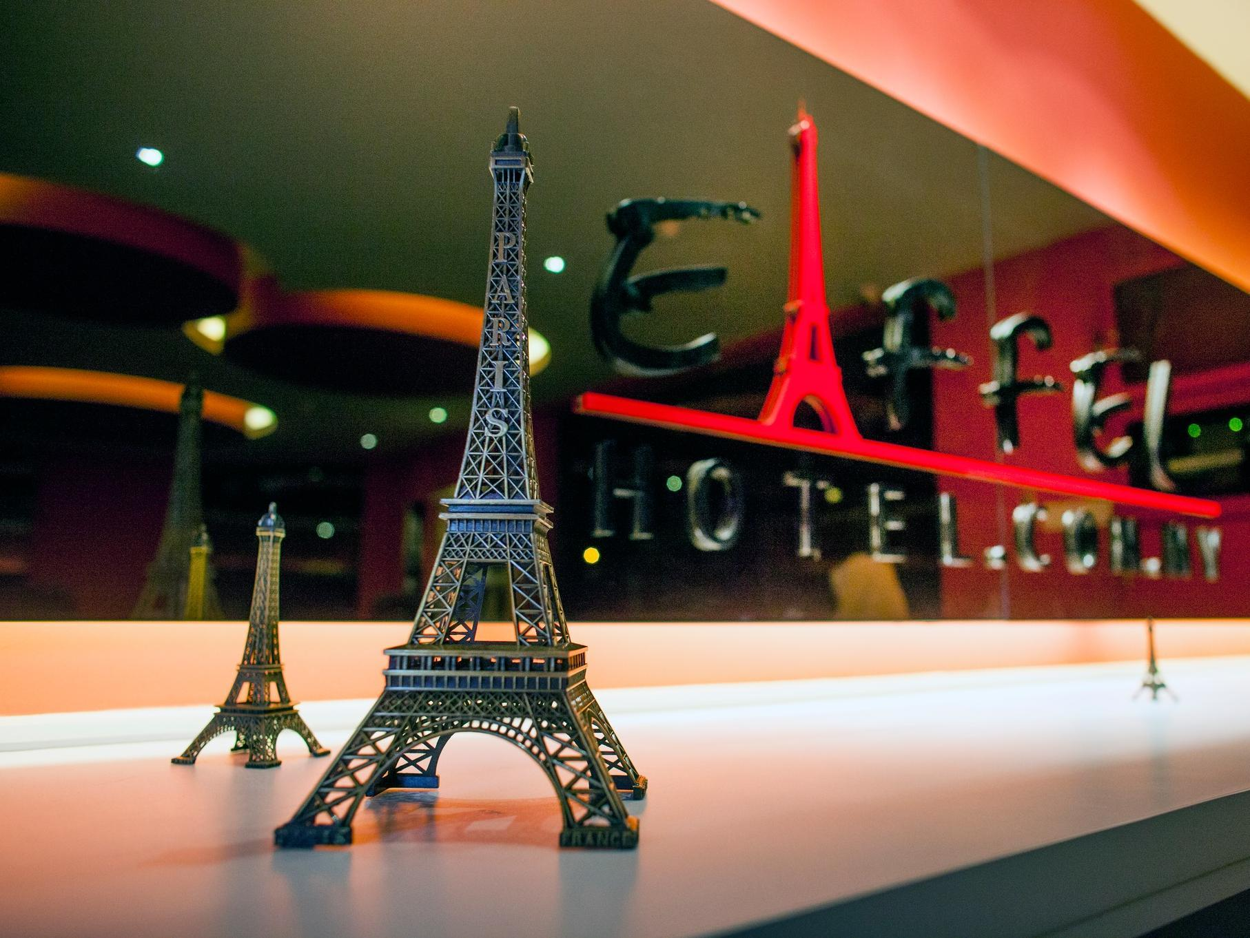 Eiffel Hotel - Hotels and Accommodation in Malaysia, Asia