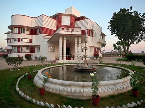 Karni Bhawan Hotel - Hotell och Boende i Indien i Bikaner