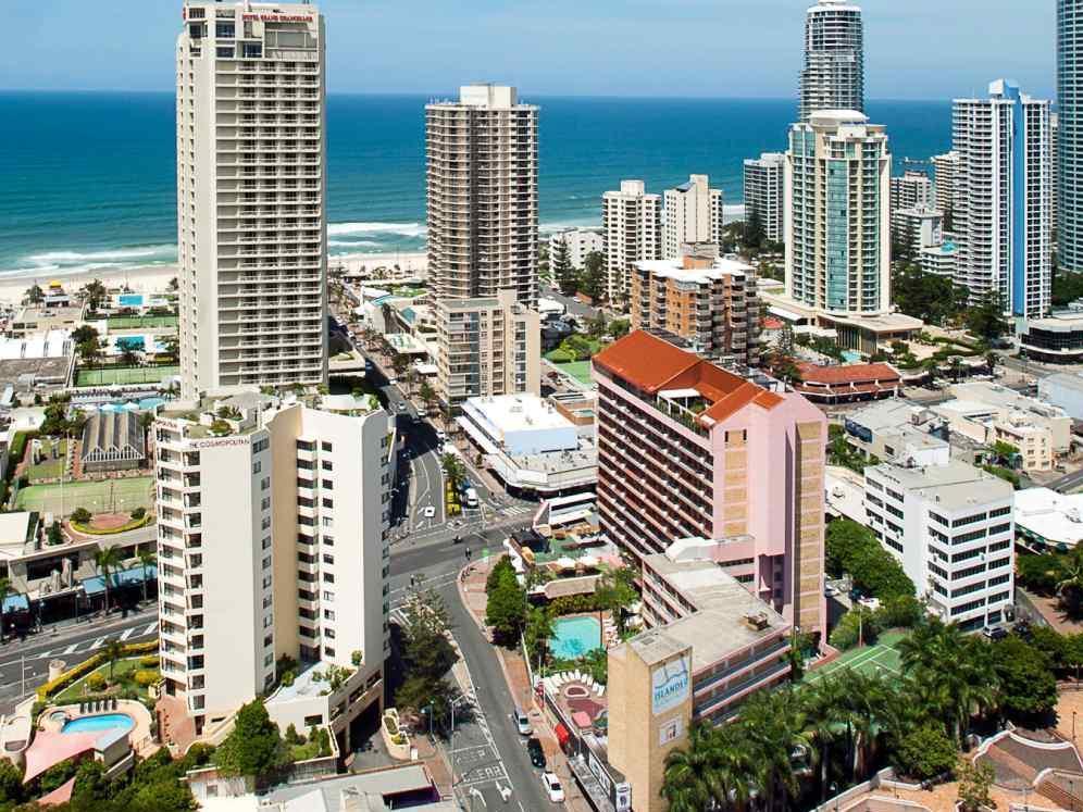 Islander Resort - Hotell och Boende i Australien , Guldkusten