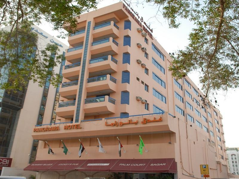 Panorama Hotel Bur Dubai - Hotels and Accommodation in United Arab Emirates, Middle East
