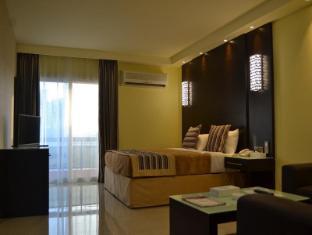 Panorama Hotel Bur Dubai Dubai - Gastenkamer