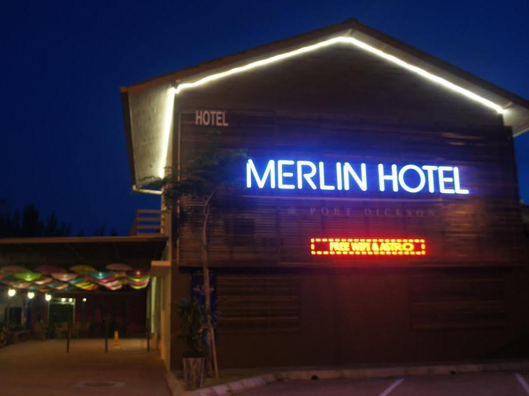 Merlin Hotel - Hotels and Accommodation in Malaysia, Asia
